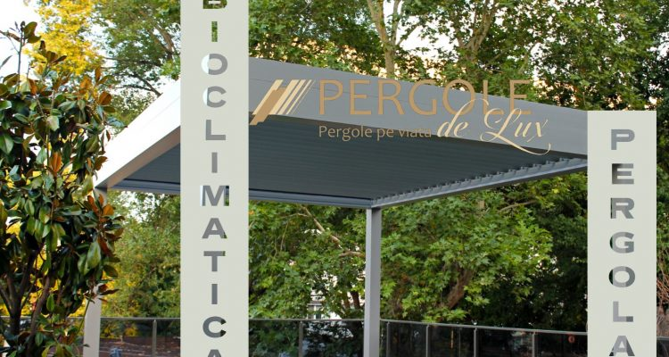 Pergola Bioclimatica Pergole De Lux