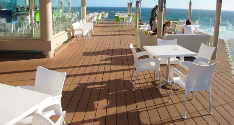 Pardoseala Exterioara Deck Pentru Terase Restaurant