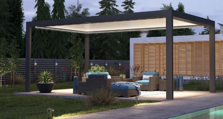 Pergola Bioclimatică și utilizările pe terasă - Pergole de Lux România